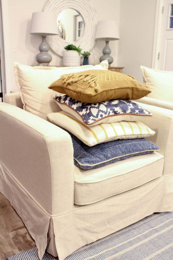 One Room Challenge Week 3 – Living Room Transformation