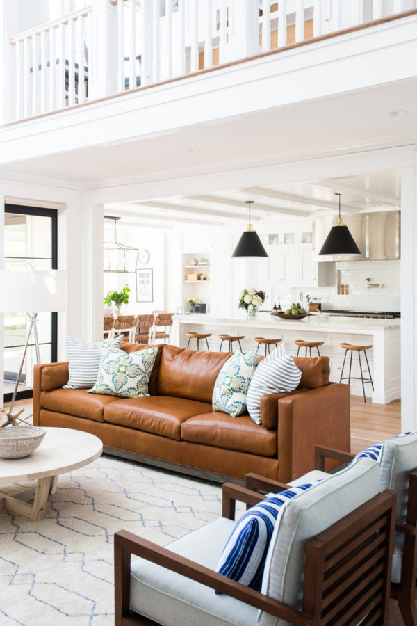 One Room Challenge Week 2 – Living Room Inspiration and Updates